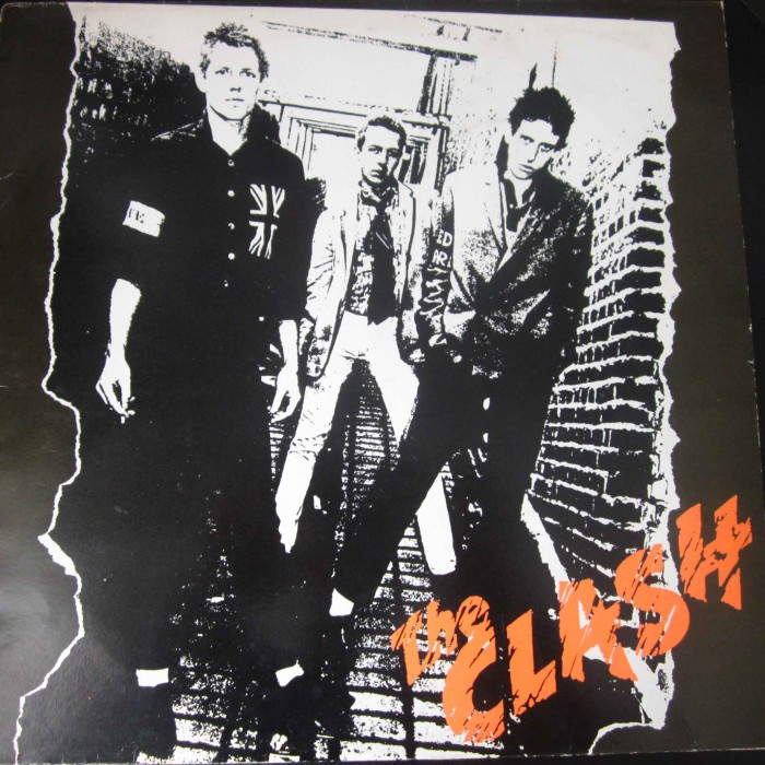 The Clash UK vinilo 1977