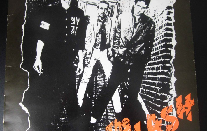 The Clash UK vinilo 1977