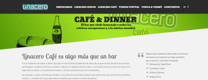 linacero cafe