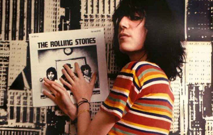 patti smith stones
