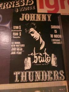 johnny thunders