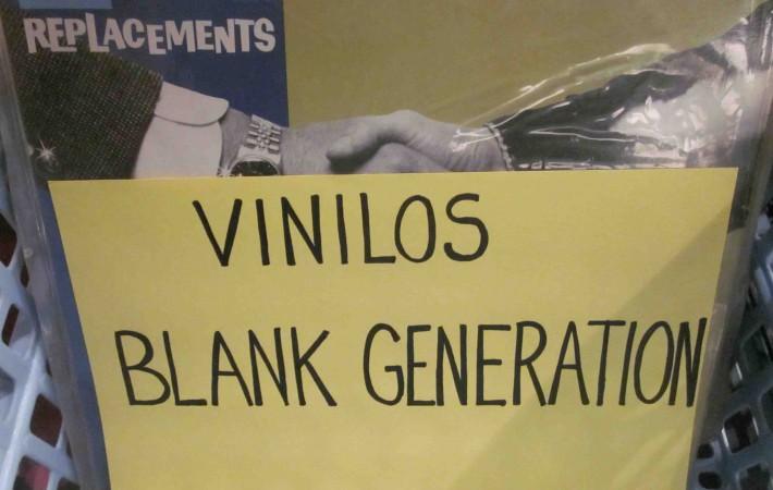 vinilos blank generation