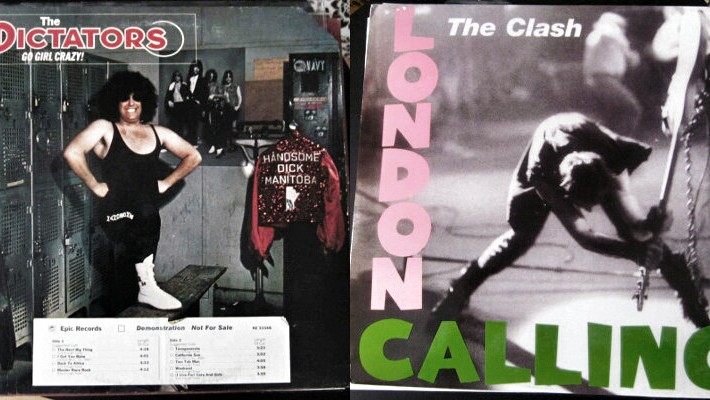 Vinilos The Clash The Dictators