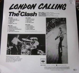 London Calling The Clash 1979