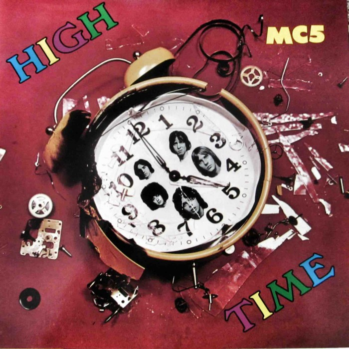 mc5 high time vinilo