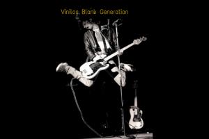 dee dee ramone vinilos blank generation Zaragoza