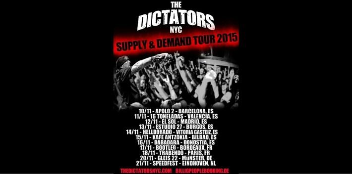 conciertos punk rock ferias disco vinilo otoño 2015