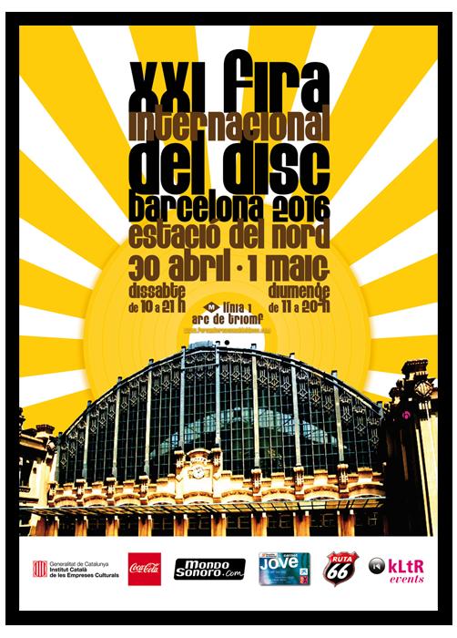 feria internacional disco barcelona