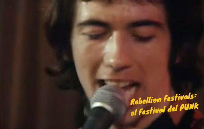 Rebellion Festivals: todo el punk rock en un festival