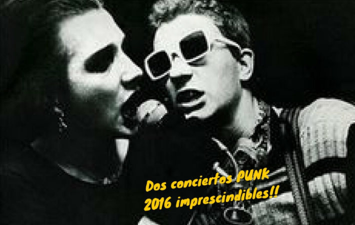 vinilosbg conciertos punk imprescindibles 2016