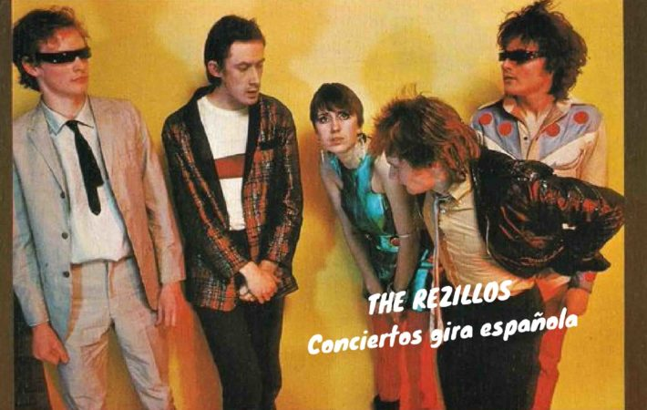 The Rezillos harán doble gira en España