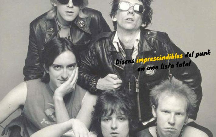 Discos Punk Rock