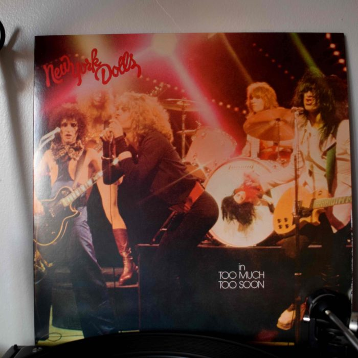 Too Much Too Soon: New York Dolls 2