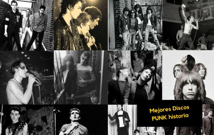mejores discos punk todos los tiempos