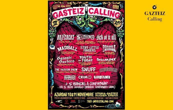 Gasteiz Calling 2017