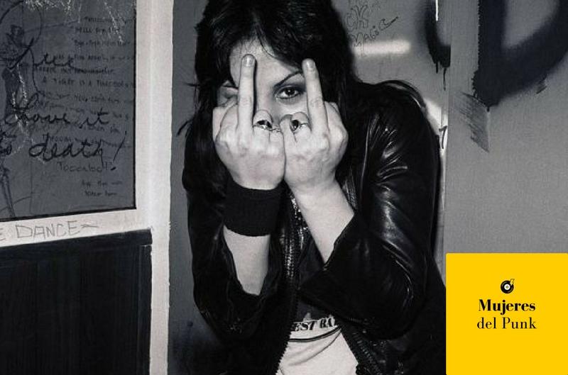 Mujeres del Punk Rock