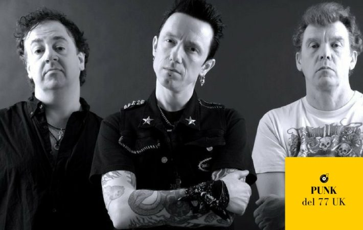 punk del 77 uk grupos bandas