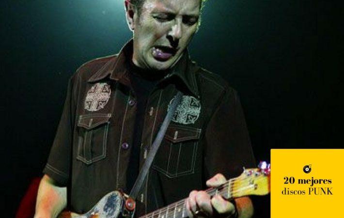 20 mejores discos punk de la historia