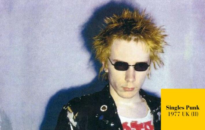 Singles punk del 77