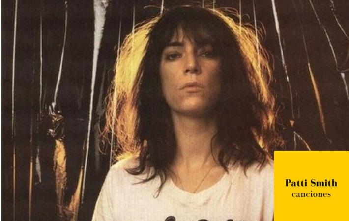 canciones de patti smith