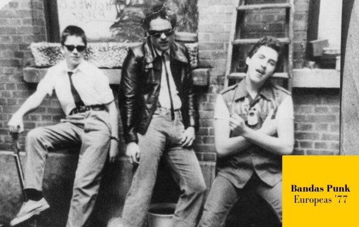 Bandas de punk rock 77 europeas
