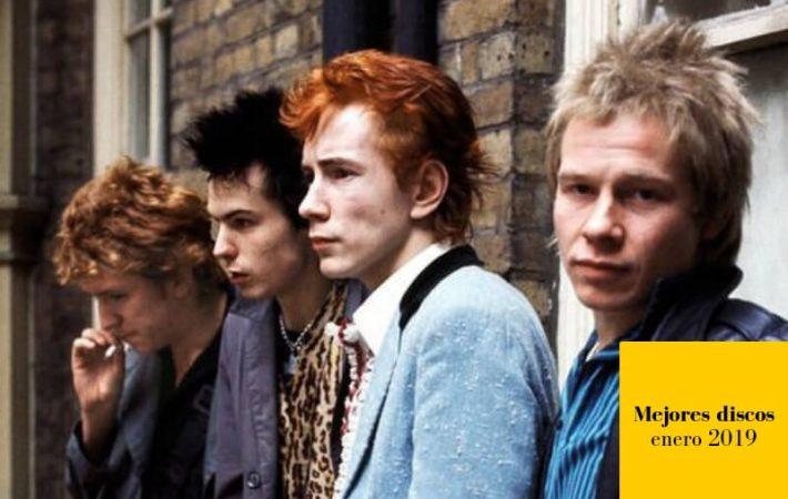 mejores discos punk marzo2019