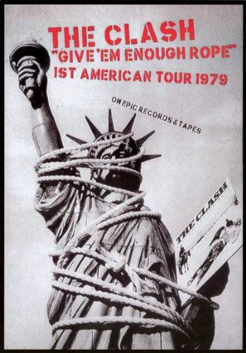 gira punk the clash us tour 1979
