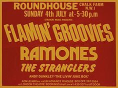 giras punk ramones the stranglers