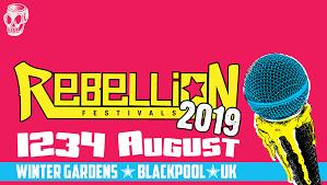 Rebellion Festival 2019 1