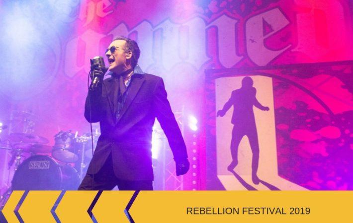 Rebellion Festival 2019