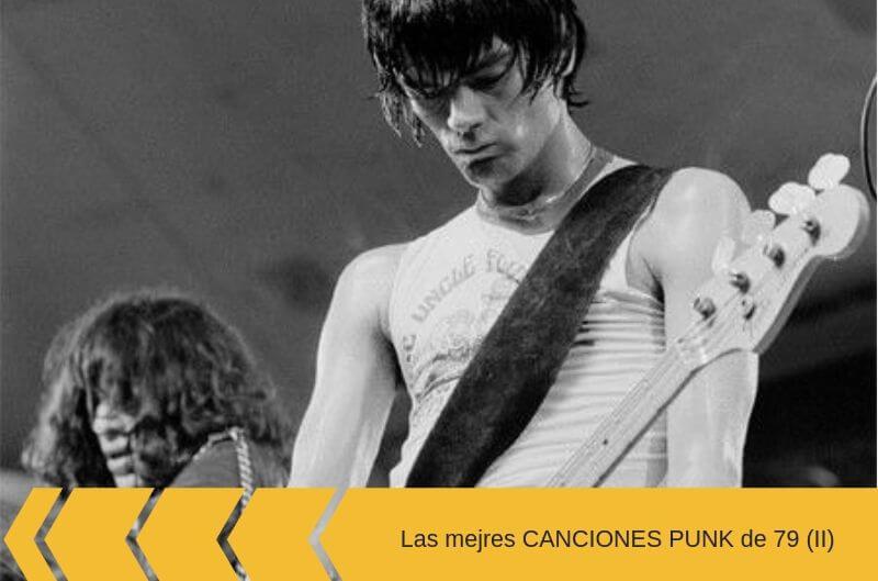 canciones punk 1979