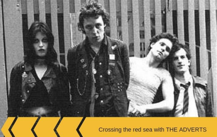 crossing the red sea the adverts