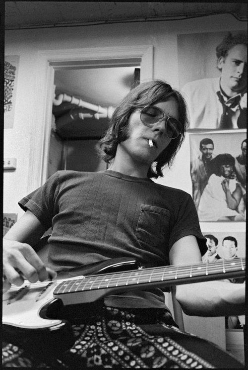 pioneros punk ron asheton the stooges