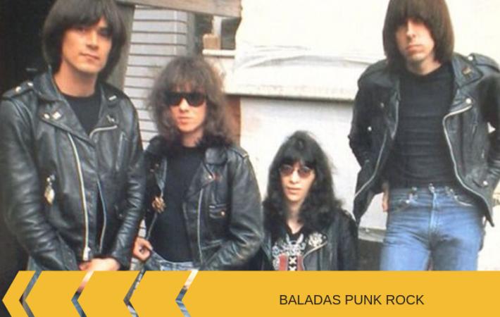 baladas punk rock canciones de amor