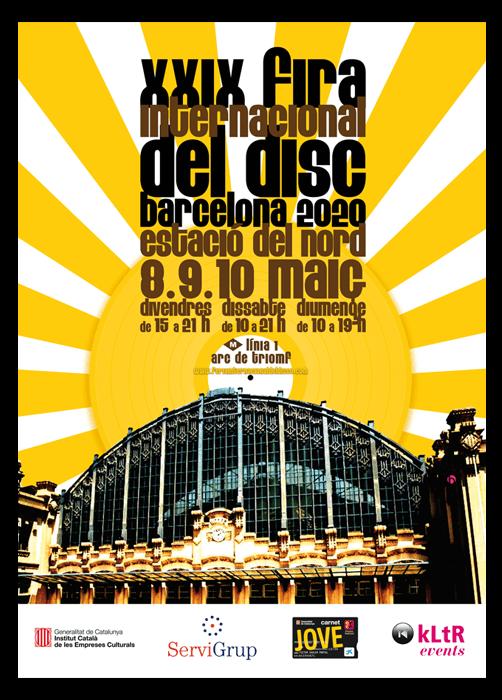 ferias disco barcelona 2020 mayo