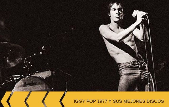 iggy pop 1977 discos en solitario punk