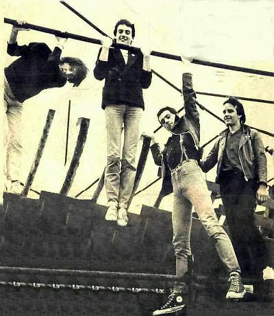 the ruts punk band debut the crack