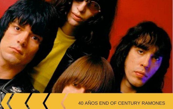 0 años de End Of Century Ramones_ Ramones Phil Spector