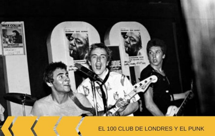 100 club london punk londres