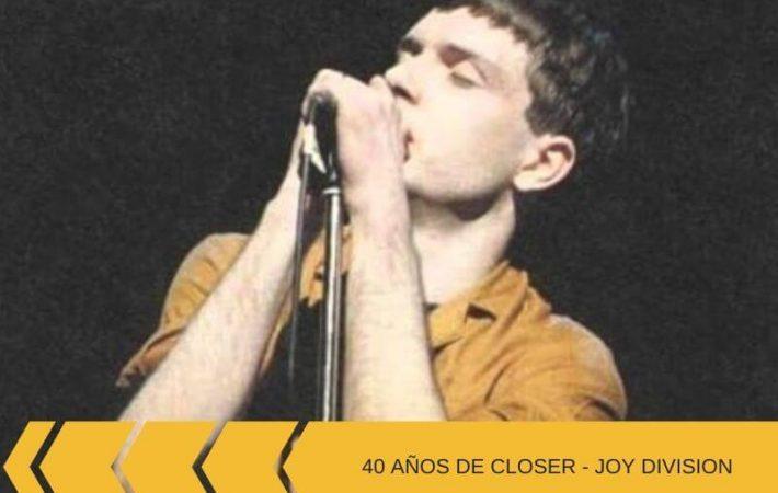 40 aniversario de Closer