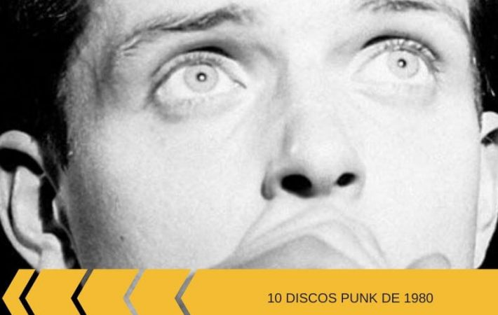 10 discos punk de 1980