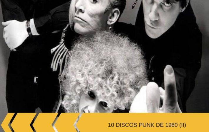 0 vinilos punk de 1980