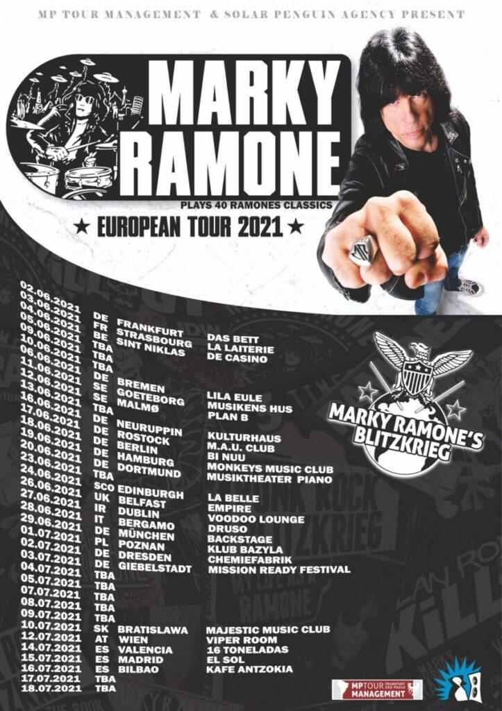 marky rmaone 2021 conciertos espana
