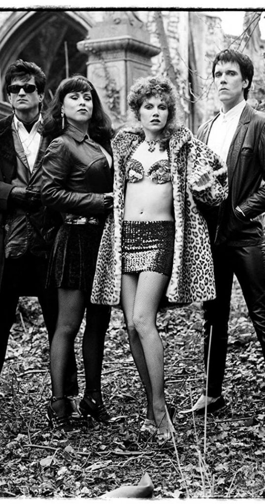 the cramps 80