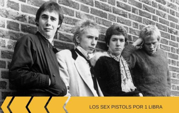 La gira Sex Pistols del 76 Manchester