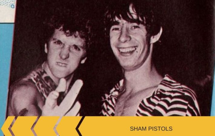 Sham Pistols Sex Pistols