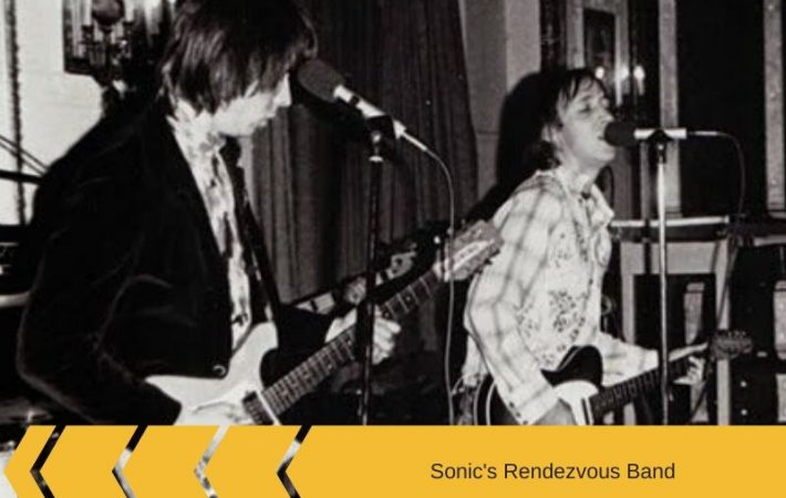 40 años de Sonic's Rendezvous Band punk rock de Detroit