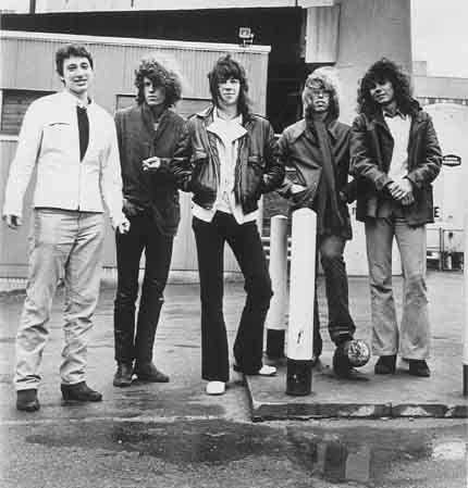 The Modern Lovers origen del punk