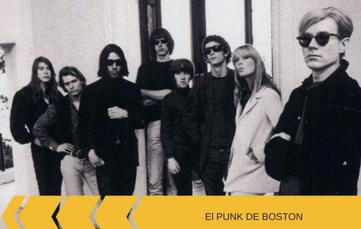 the velvet underground origen del punk rock canciones