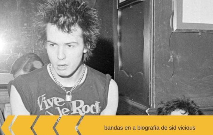 Biografía de Sid Vicious